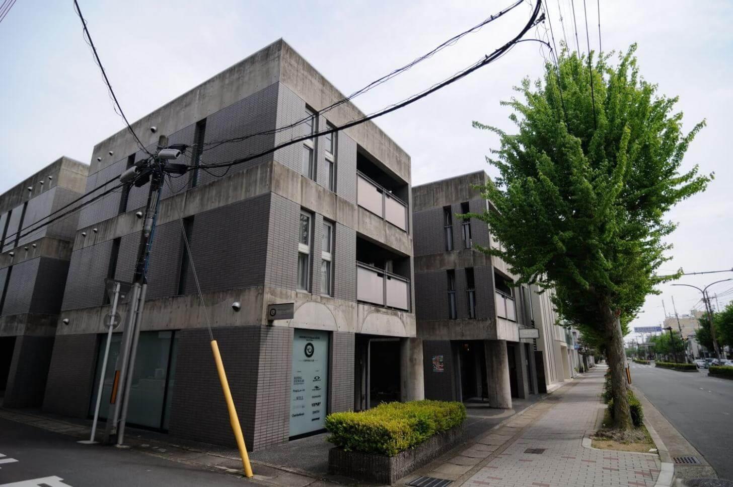 マンションの敷地も「宅地」の一種です