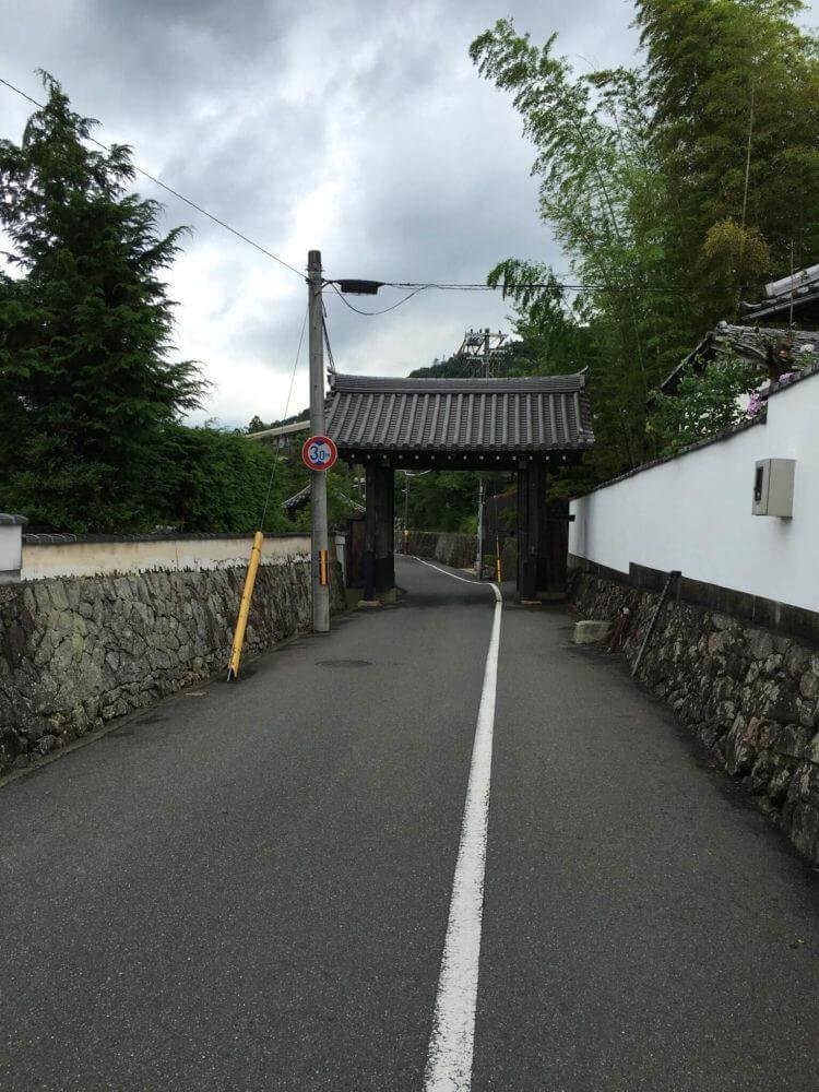 南禅寺付近